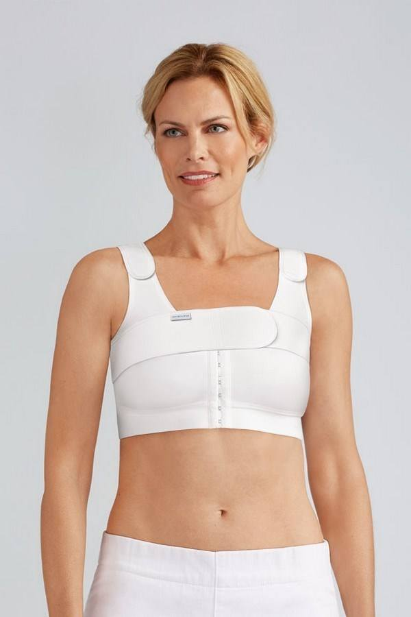Bande de compression mammaire Amoena